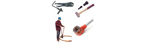 Flaring/Threading Tools for Copper & Plastic