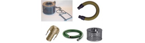 Strainers / Hoses / Quick Couplings