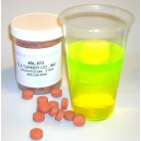 SL-572 Dye Tablets Yellow/Green