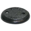 "5-1079 2 Hole Cover for 1"" Boxes"